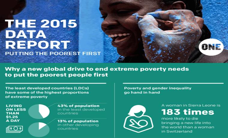 Los países de la OCDE  disminuyeron en un 6% su ayuda, desde el 2010, al desarrollo de los países más pobres