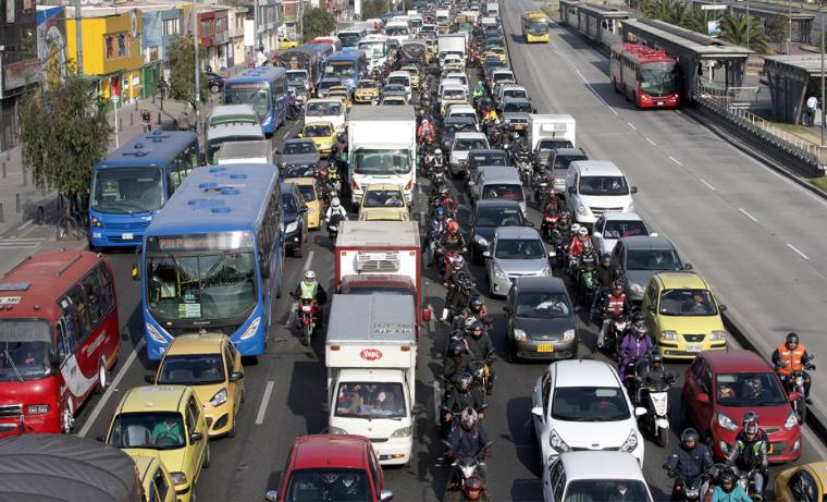 Seguridad y movilidad: un desmadre de ciudad – Parte I