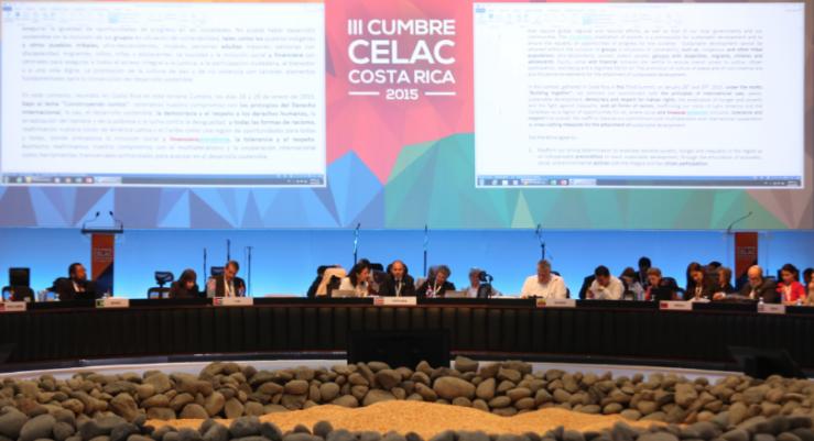 CELAC traza plan contra pobreza extrema que golpea a 12% de latinoamericanos