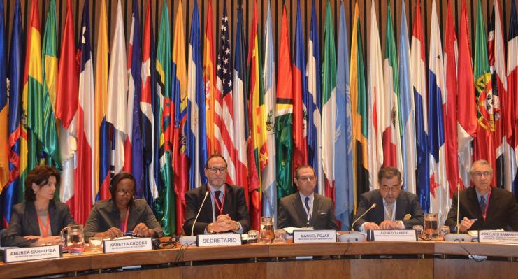 Países avanzan hacia futuro acuerdo regional en asuntos ambientales