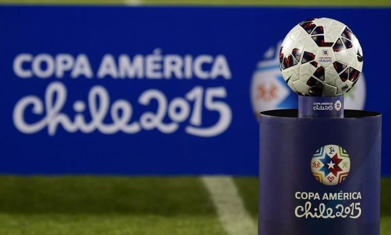 """Conmebol reprocha a jugadores por """"escándalos"""" en arbitrajes de Copa América"""
