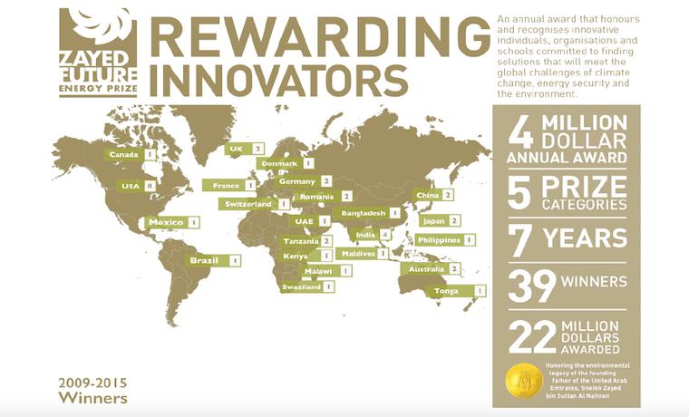 Emiratos Árabes busca en Colombia ideas innovadoras de energía renovable