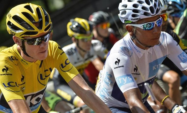 Quintana recorta 30 segundos a Froome en etapa ganada por Nibali