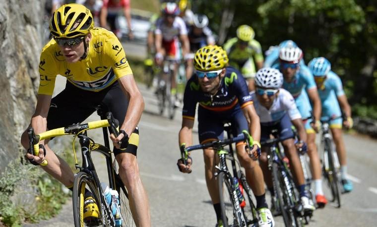 Froome asegura el Tour pese a demoledor ataque de Quintana en Alpe D'Huez