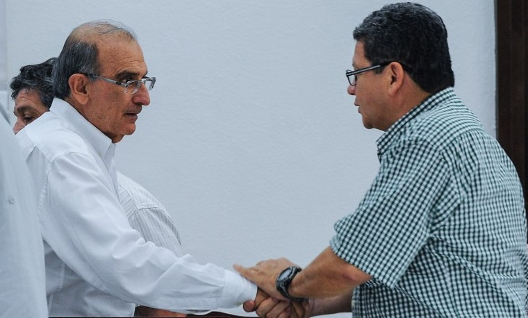 Gobierno de Colombia y FARC logran acuerdo para desescalar conflicto
