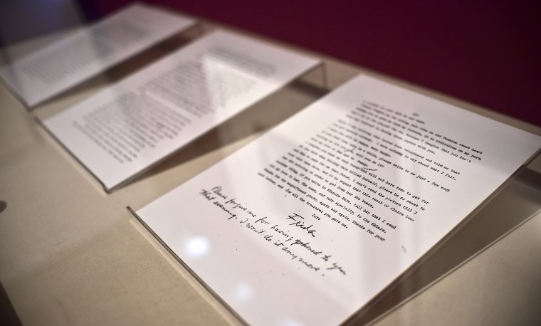Cartas de mexicana Frida Kahlo revelan aspectos íntimos de su apasionada vida
