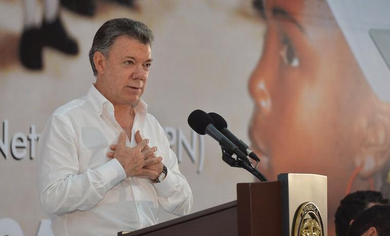 El Presidente Santos contestará en Twitter preguntas sobre el proceso de paz