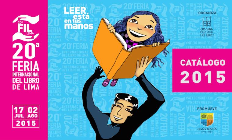Colombia será el país invitado de honor en la Feria del Libro de Lima de 2016