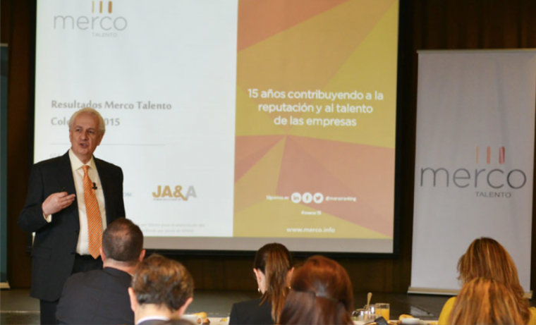 Bancolombia, la empresa privada con el mejor talento humano del país según Merco