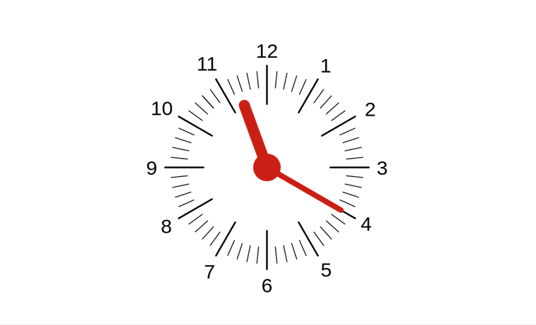 Ya es Hora