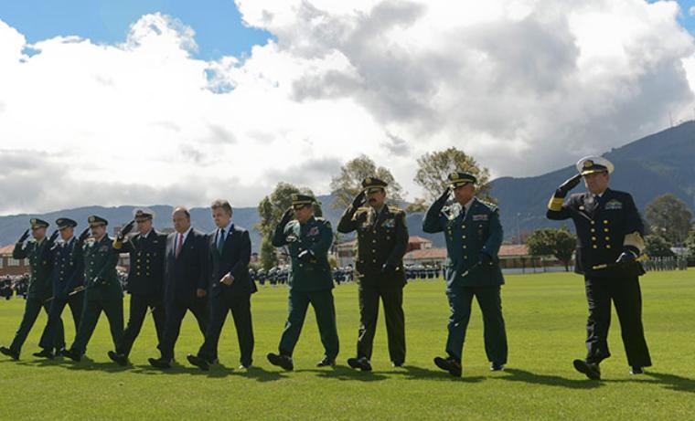 """""""Hay paz o seguimos en la guerra"""": Presidente Santos a las Farc"""