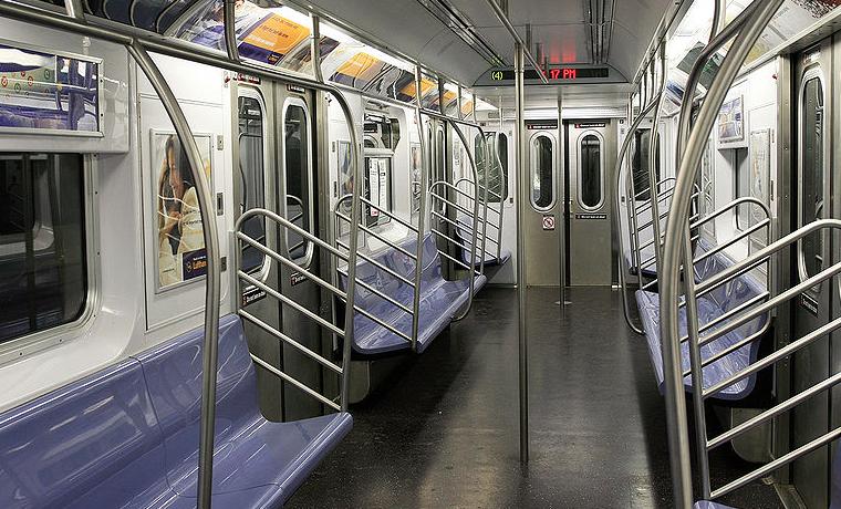 """Crónicas de una estudiante en Nueva York: Mi primera vez en el """"Subway"""" de NY"""