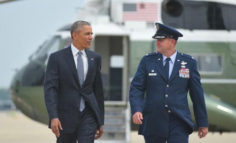 Obama visita Alaska para concienciar sobre el cambio climático