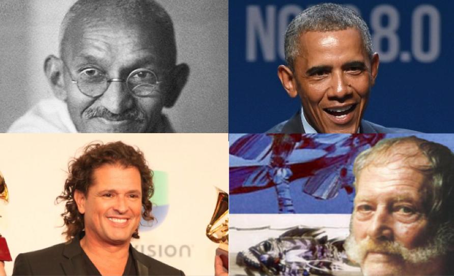 Líderes y artistas