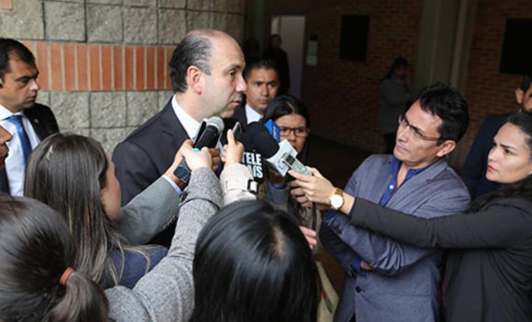 """Mercurio en fuentes de agua, un problema """"complejo"""" en Colombia"""