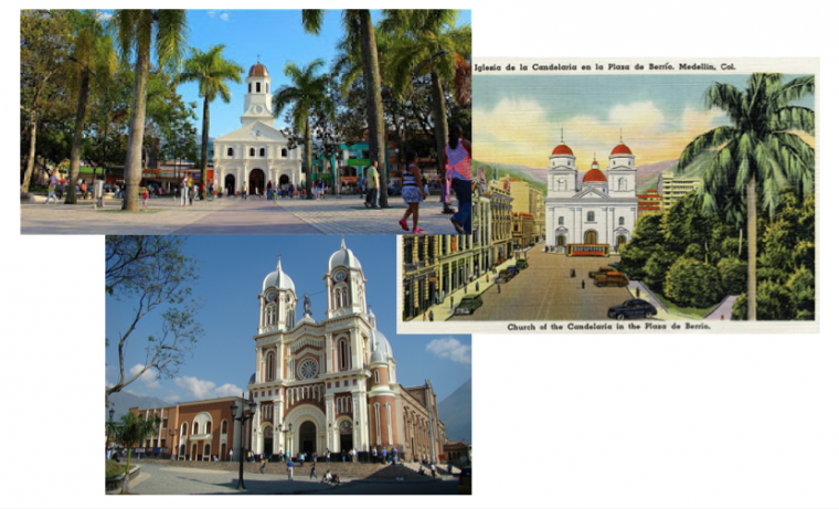 Fábula de tres ciudades