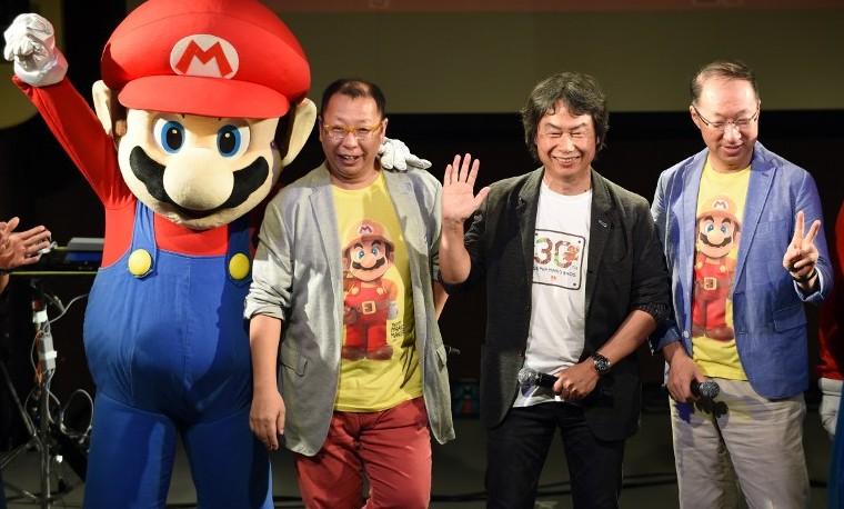 """""""Super Mario"""" cumple 30 años con celebración en Tokio"""