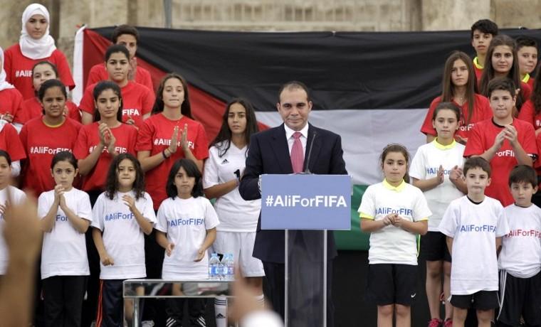 El príncipe Ali, un militar que quiere poner orden como presidente de la FIFA