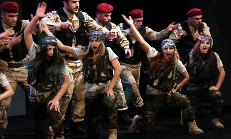 La guerra de las mujeres kurdas