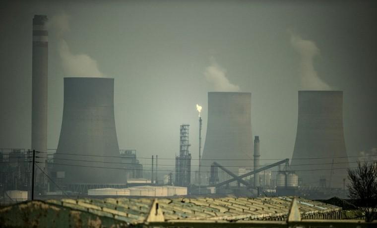 El cambio climático, en gigatoneladas y partes por millón
