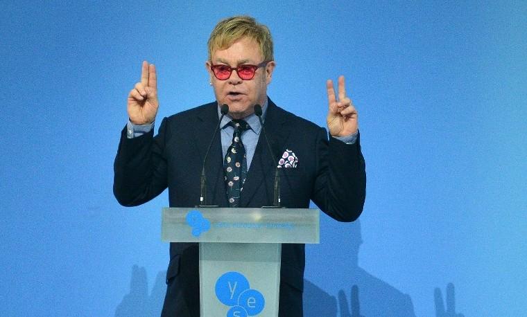 Elton John y Bon Jovi encabezarán concierto de 24 horas por el medio ambiente