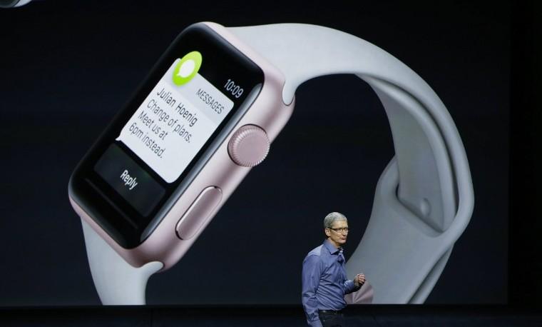Fitbit y Apple lideran mercado de los aparatos ponibles