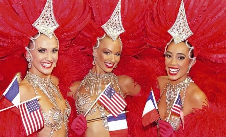 El erotismo del Moulin Rouge viaja a Nueva York