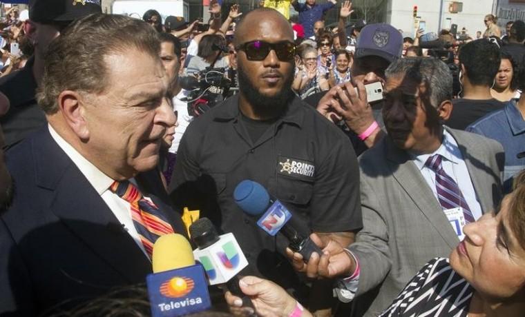 El popular presentador Don Francisco ya tiene una calle en Nueva York