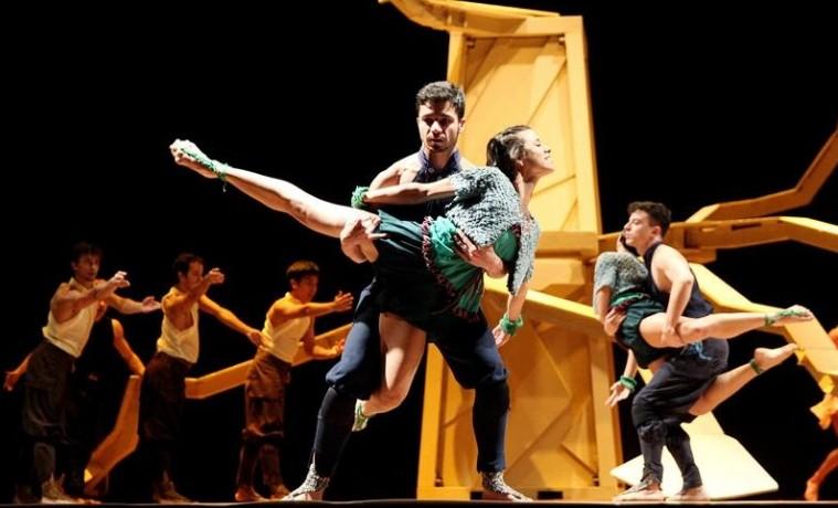 Compañía de Danza Deborah Colker llega a Bogotá con versión de Pushkin