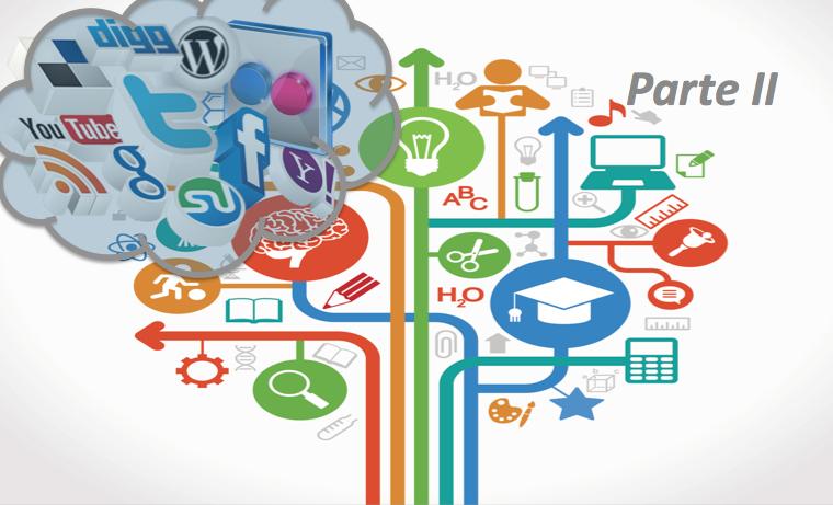 La redes sociales en el entorno académico: cómo los docentes pueden contribuir con las acciones de marketing-Parte II