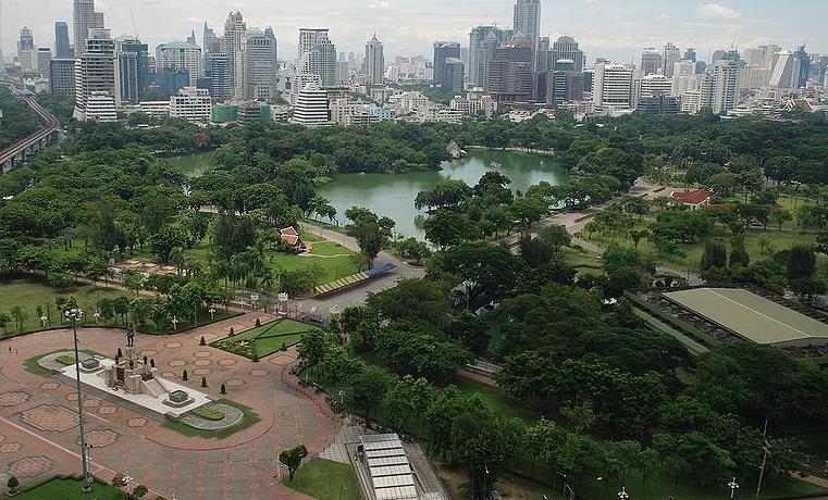Bangkok y Kuala Lumpur ejemplos para Bogotá