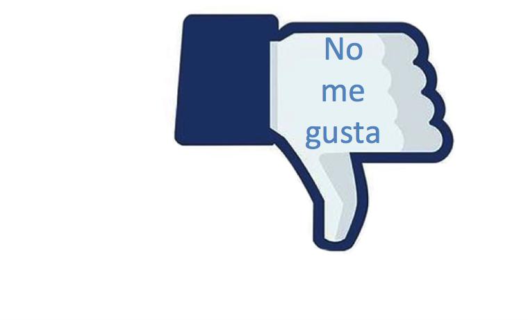 """""""No me gusta"""" !!!: Pronto en Facebook el botón que hacía falta"""