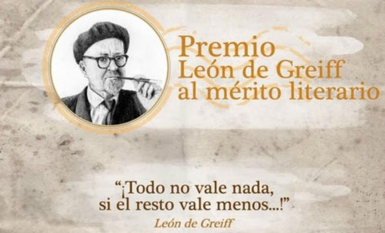 Presentan Premio León de Greiff para ensalzar a escritores iberoamericanos