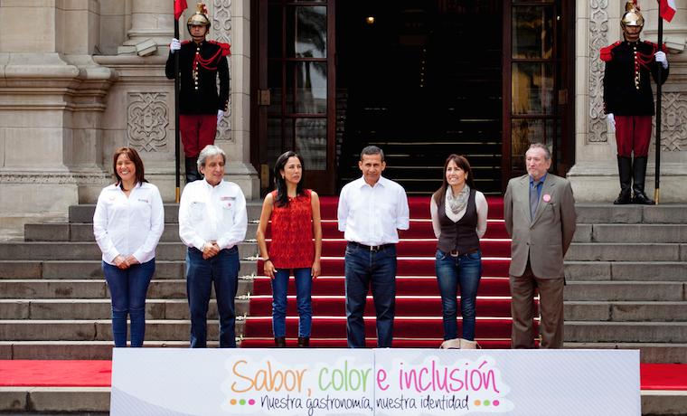 Inauguran la octava edición de la feria gastronómica Mistura en Lima