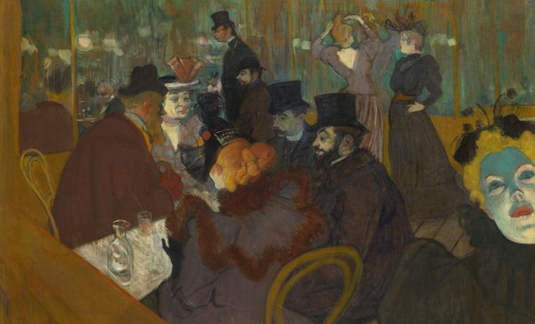 Cuando la prostitución era un arte: Esplendores y miserias