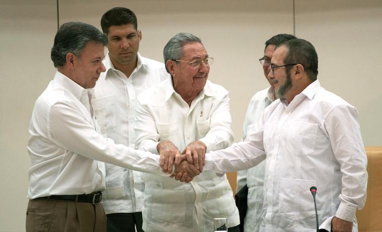 ¿Qué piensan los colombianos de su rol en la reconciliación?