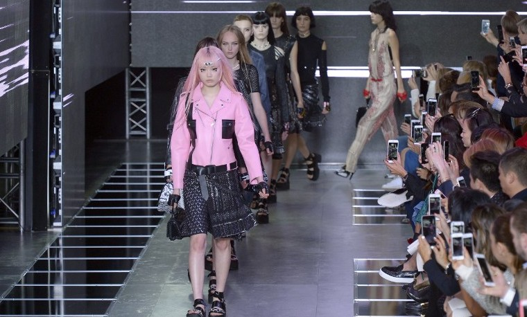 Las heroínas futuristas de Louis Vuitton