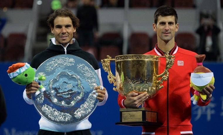 Los 20 mejores tenistas según clasificación ATP al 12 de octubre
