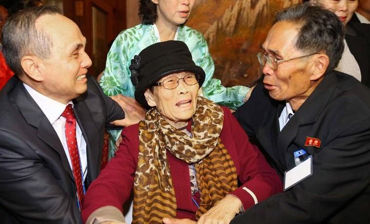 Nuevos encuentros entre familias coreanas separadas por la guerra