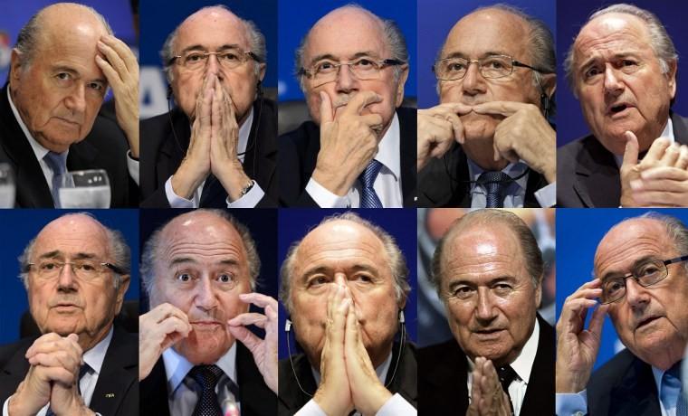 Las 8 perlas de Joseph Blatter