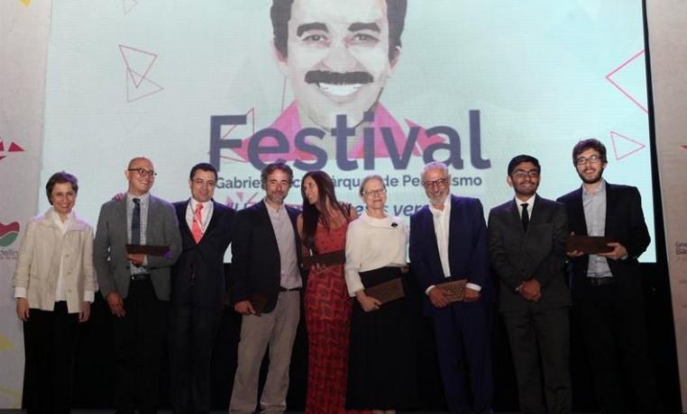 Pablo Milanés cierra con su melodía el Festival del Premio García Márquez