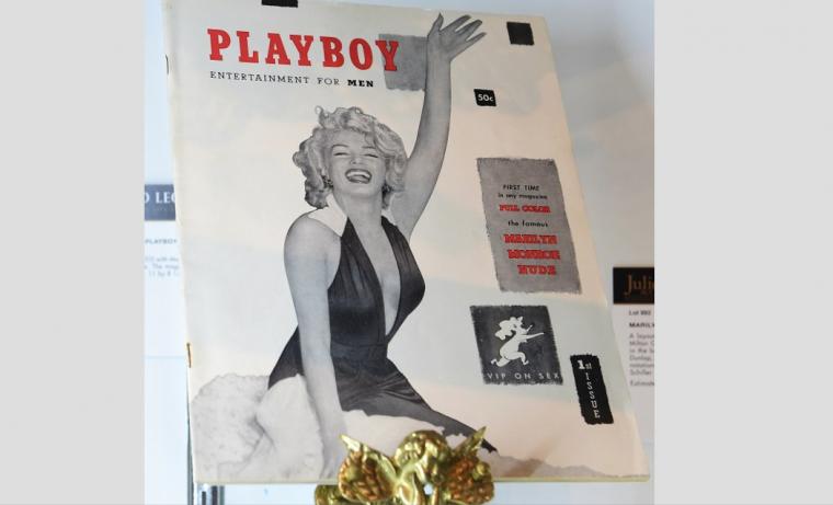 """""""No más fotos de mujeres desnudas"""": Revista Playboy"""