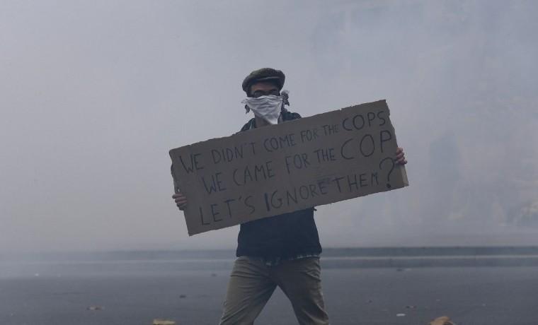 contaminación niños cambio climático