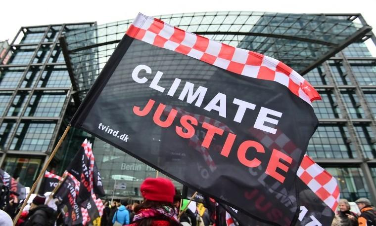 calentamiento COP22 bancos
