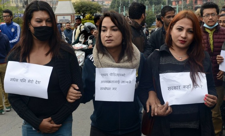 Unicef advierte de que más de 3 millones de niños están en peligro en Nepal