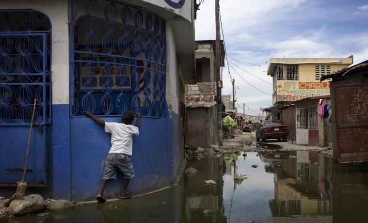 Archivo. Agosto, 2012. Haití.  © UNICEF/NYHQ2012-0911/Dormino
