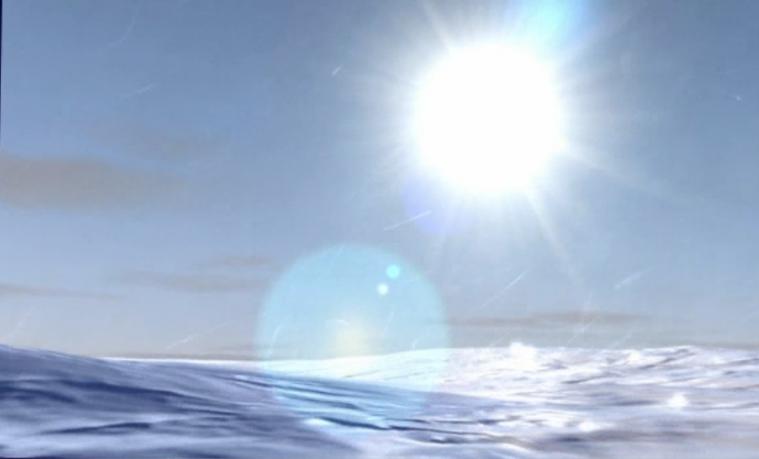 """Un glaciar en Groenlandia se derrite """"dramáticamente"""""""