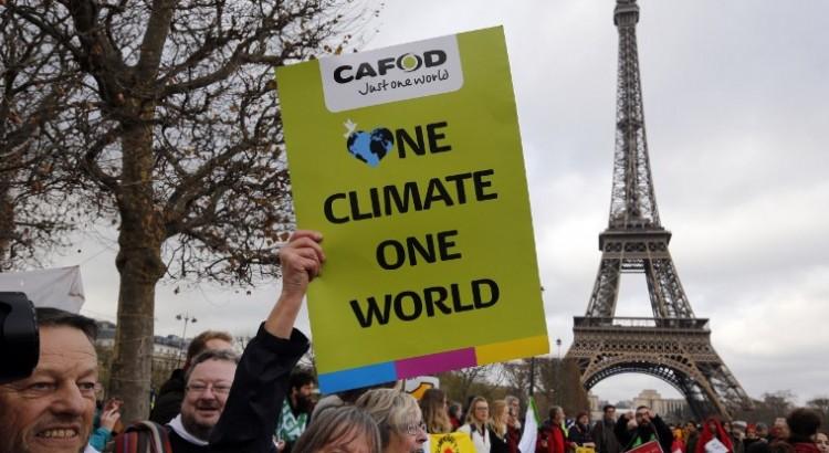 El cambio climático, un problema capital para el jefe de la ONU