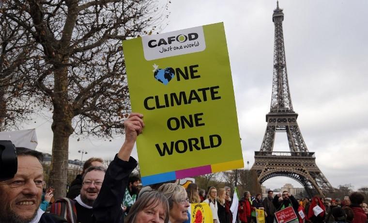 acuerdo de París AEC acuerdo climático precio del carbono G7