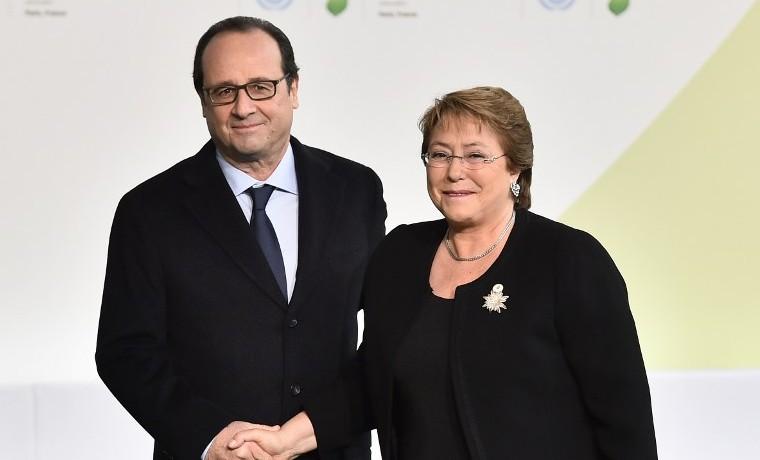 """Chile reclamó en París """"justicia climática"""" que atienda dimensión social"""